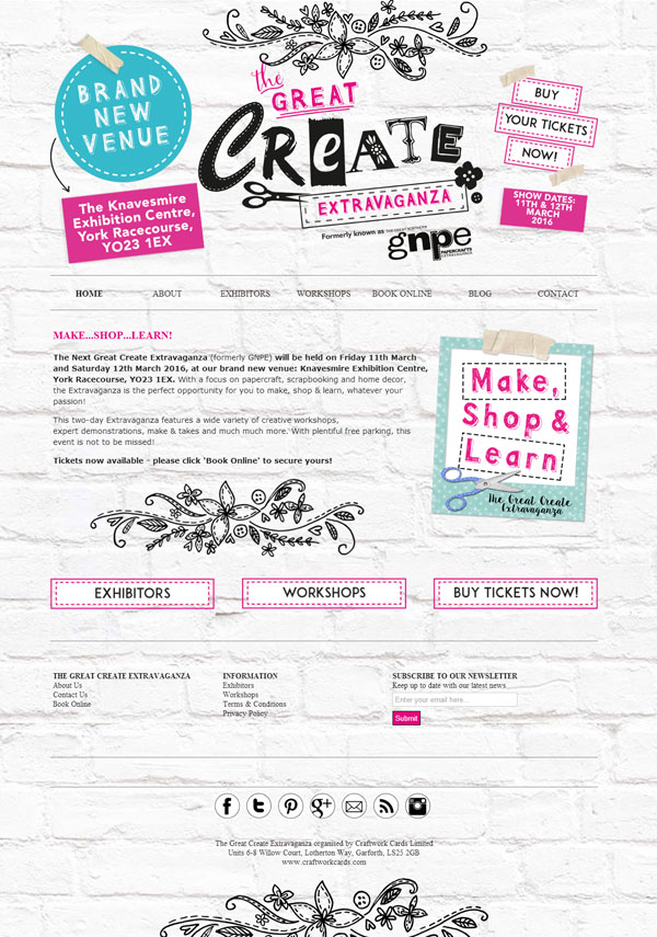 Great Create website